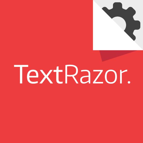 Công cụ Text Razor.