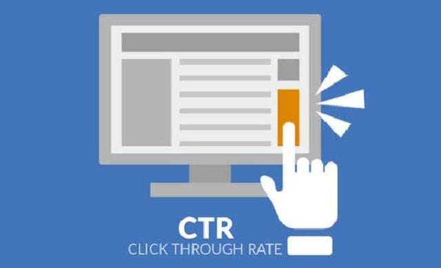 Cách xác định chỉ số CTR
