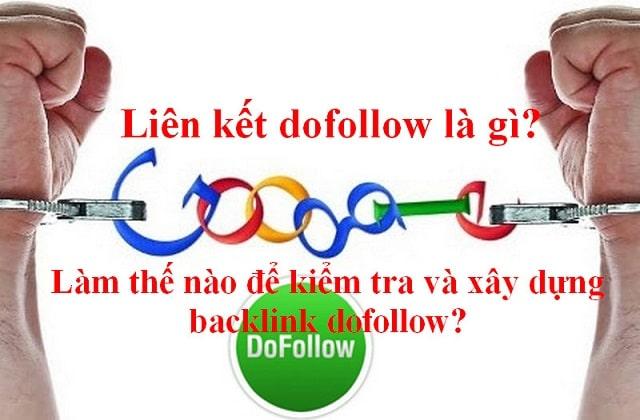 Cách xây dựng link dofollow