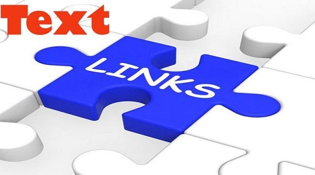 Làm sao để xây dựng nhiều Textlink