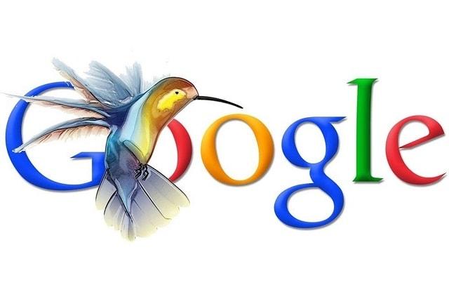 Hoạt động của Google Hummingbird
