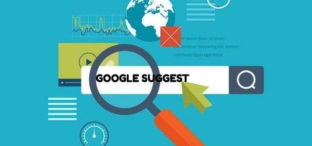 Tìm hiểu Google suggest