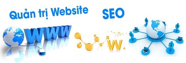 Khái niệm quản trị website là gì