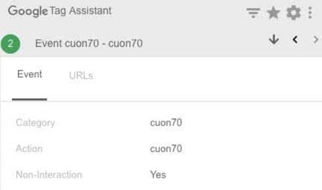 Kích hoạt Google Tag Assistant