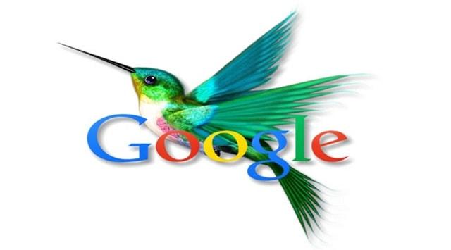 Mục đích của Google HummingBird (Chim ruồi)