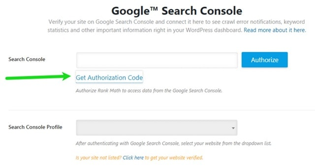 download dữ liệu cần thiết từ Google Search Console