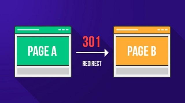 Cách thức hoạt động Redirect 301