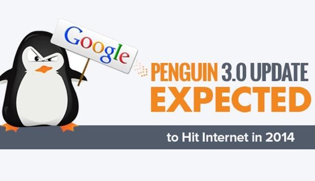 Thuật toán Google Penguin 3.0