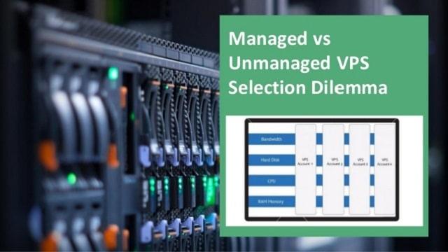 Unmanaged VPS – Máy chủ ảo