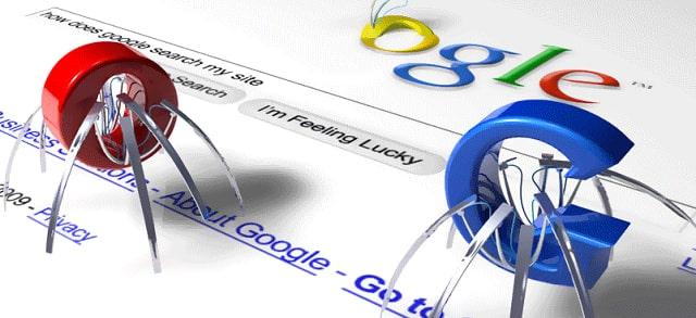 Vì sao website chưa được google index