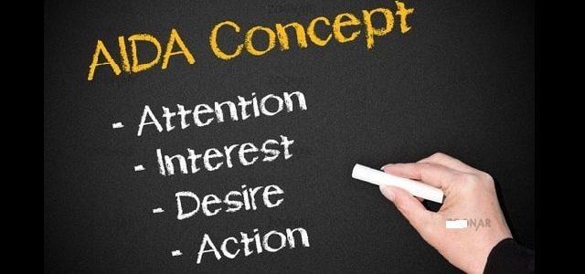 Viết content theo cấu trúc AIDA
