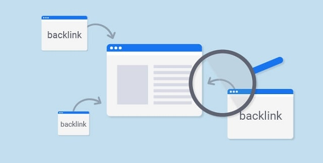 Backlink tạo ra truy cập tới website