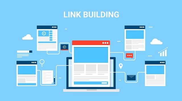 xây dựng liên kết cho Link Building