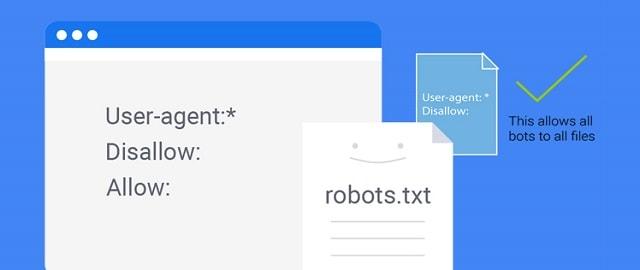 Cấu trúc file Robots.txt