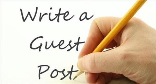 Guest Post rất được ưu tiên với công cụ tìm kiếm