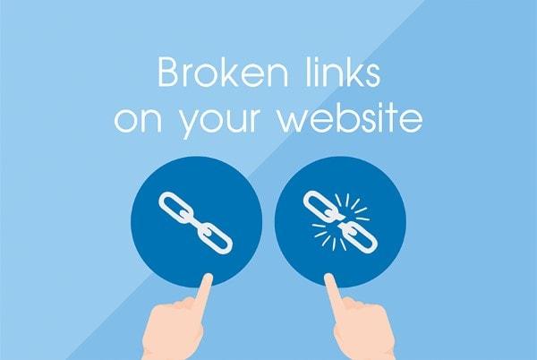 Khắc phục liên kết gãy để có thêm backlink.