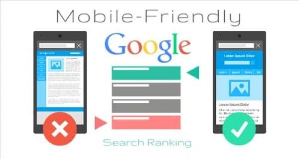 Thuật toán Mobile Friendly