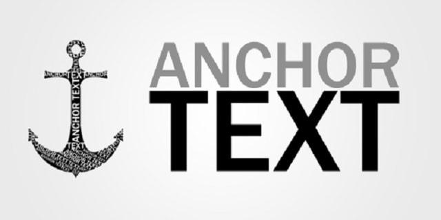 Phân loại Anchor text
