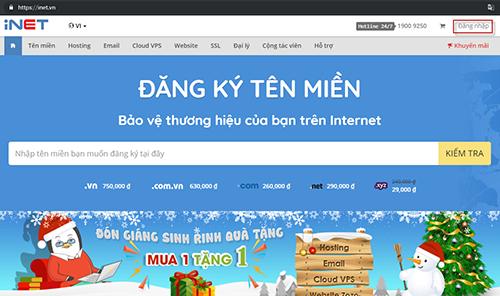 inet domain
