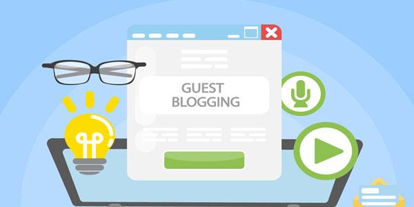 sử dụng dịch vụ Guest post