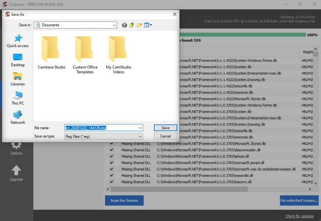 hướng dẫn sử dụng phần mềm ccleaner