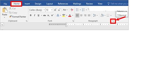 cách điều chỉnh dấu ngắt trang trong word