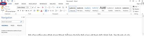 cách tạo file pdf từ word