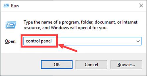 xoá mật khẩu máy tính với lệnh run