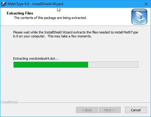 cài đặt phần mềm MathType 6.9