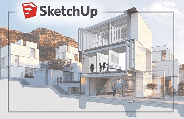 phần mềm 3D SketchUp