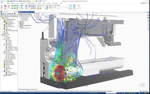 phần mềm vẽ 3D Solid Edge
