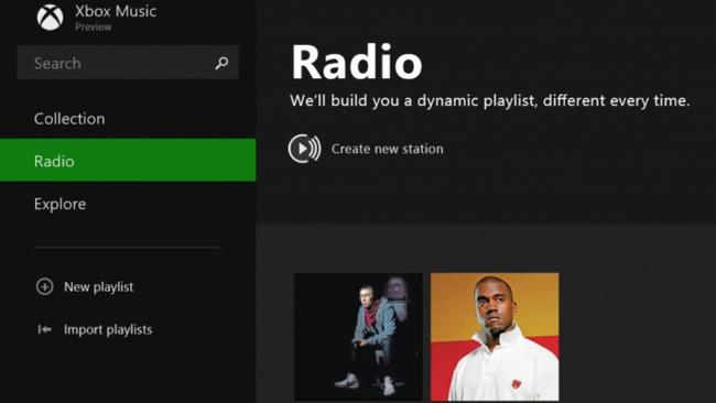 Xbox music windows 8.1