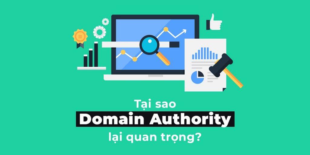 Tầm quan trọng của việc tăng Domain Authority trong SEO