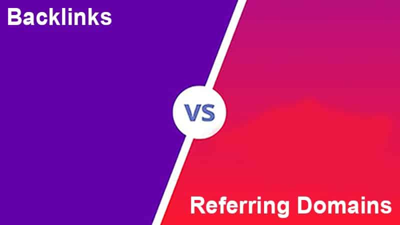 Sự khác nhau giữaBacklink và Referring Domains
