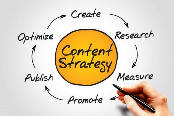 khái niệm content strategy là gì