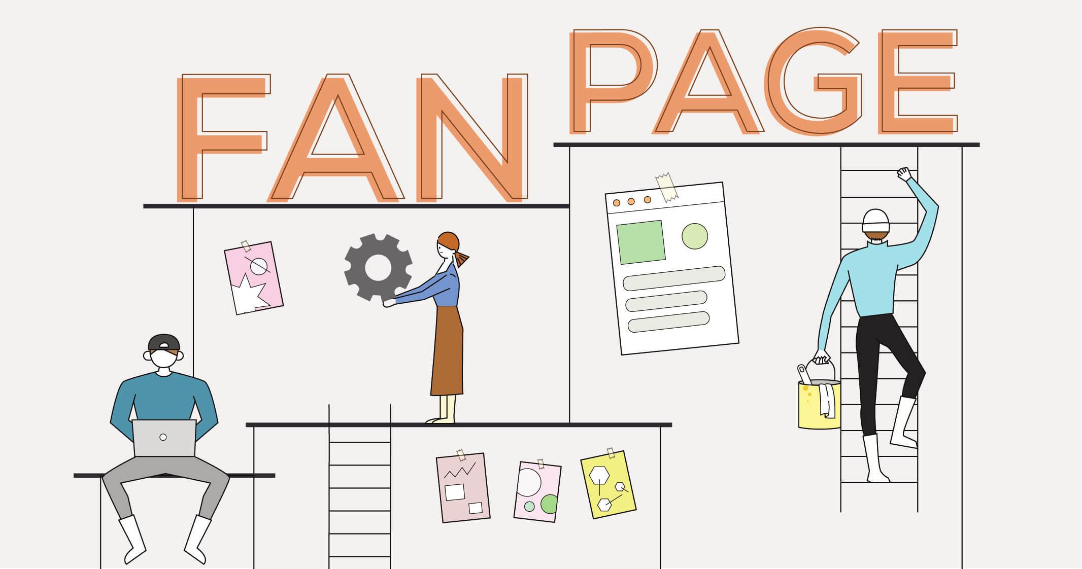 cách xây dựng landing page hiệu quả là gì? Xây dựng câu chuyện cho page là một việc làm hữu hiệu