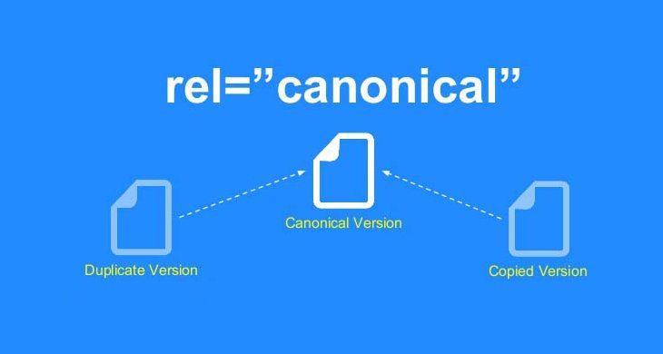 Sử dụng quá nhiều thẻ rel=canonical trong câu hỏi canonical url là gì