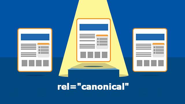 Sử dụng tiêu đề HTTP rel=canonical trong câu hỏi canonical url là gì