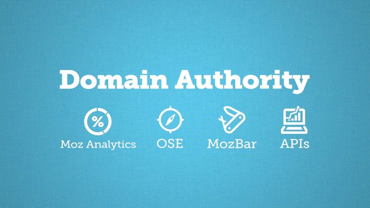 Tạo lập Domain Authority cùng với các nội dung có liên quan