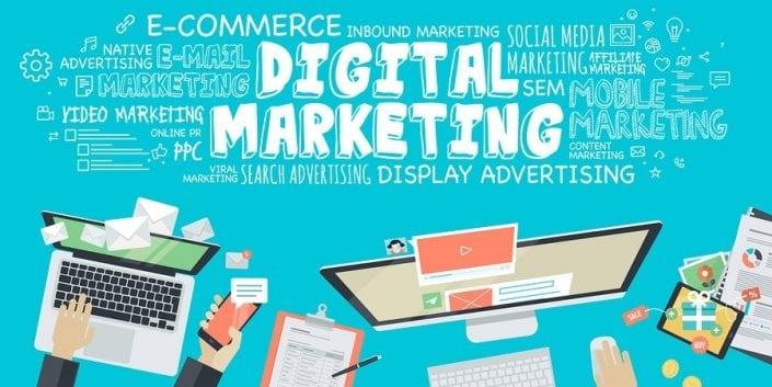 Digital marketing mang lại lợi ích gì cho doanh nhiệp