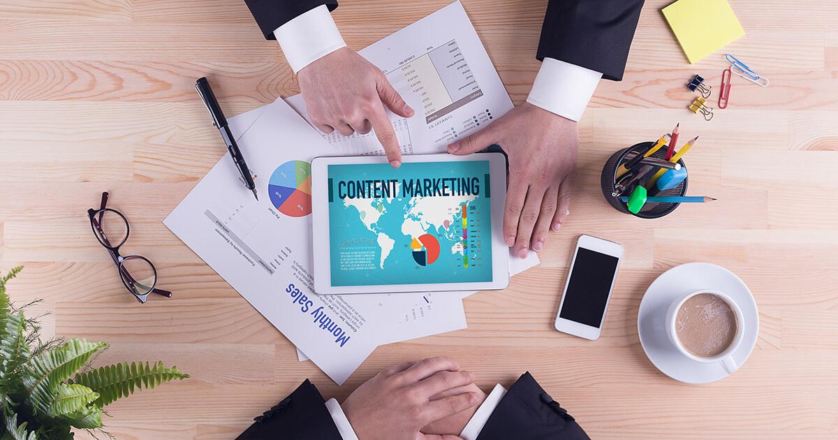 Triển khai Content Marketing dựa vào phân công nhân sự