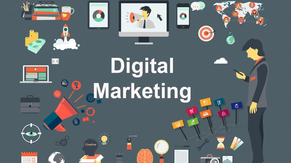 Thiết lập và xây dựng mục tiêu chiến lược trong câu hỏi digital marketing là gì