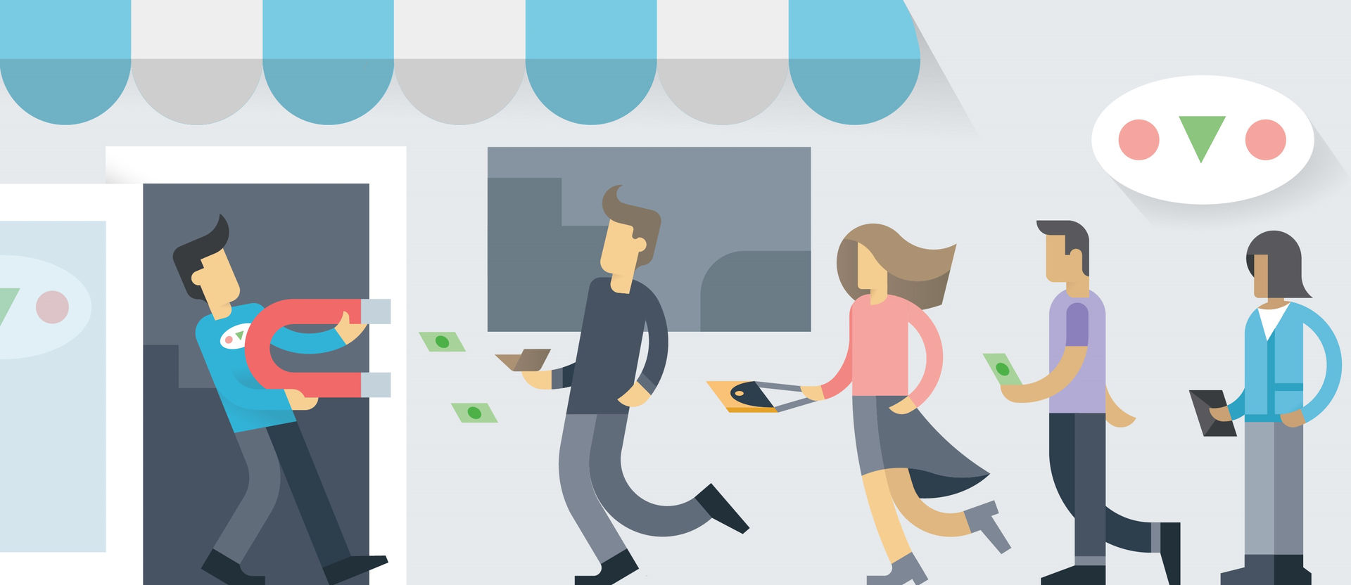 giai đoạn cần tiến hành inbound marketing là gì? Đó là thu hút khách hàng