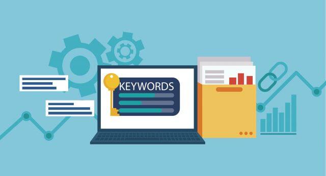Phân tích các từ khóa phụ trong website